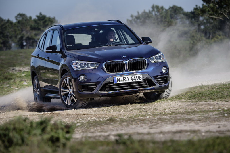 Wallpaper of the Day: 2016 BMW X1