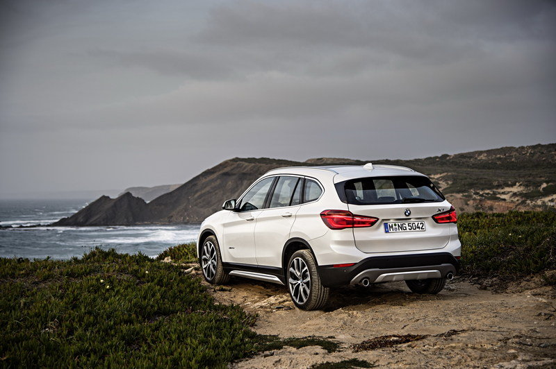 2016 BMW X1 High Resolution Exterior - image 632473