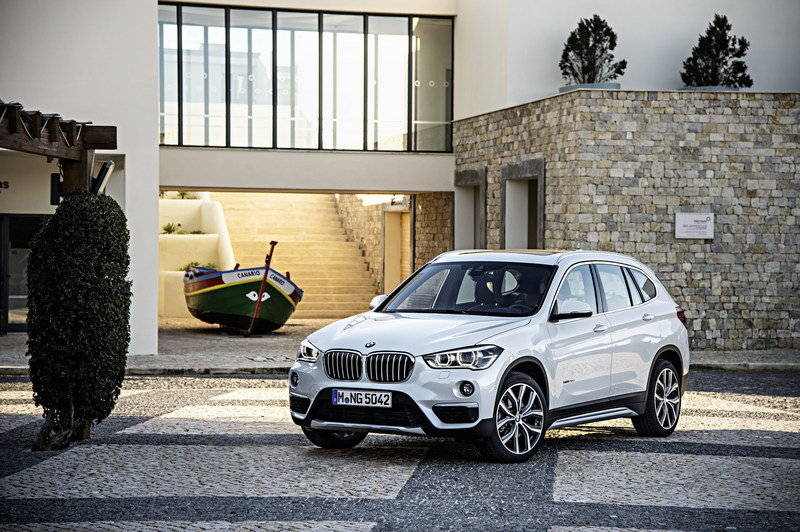 2016 BMW X1 High Resolution Exterior - image 632475