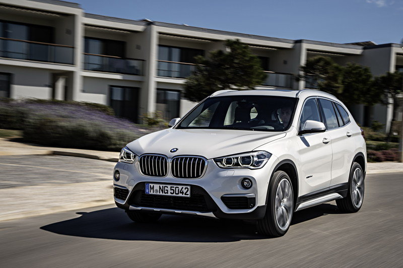 2016 BMW X1 High Resolution Exterior - image 632497
