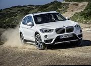 Wallpaper of the Day: 2016 BMW X1 - image 632512
