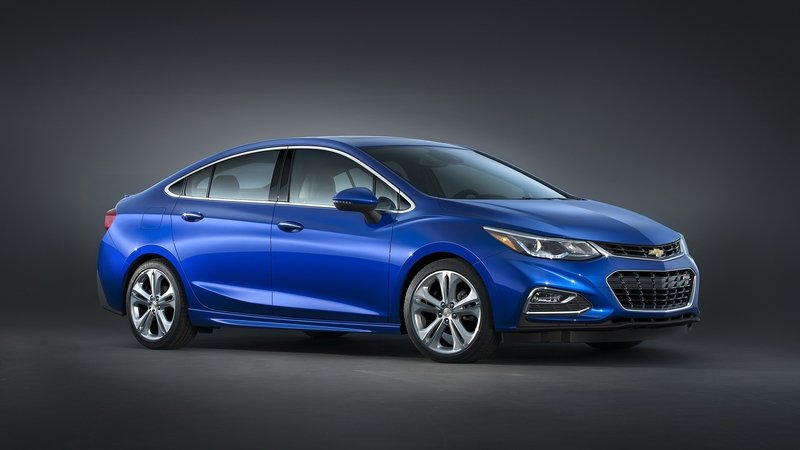 2016 Chevrolet Cruze High Resolution Exterior - image 634998