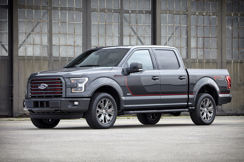 2016 Ford F-150 Gets New Appearance Packages High Resolution Exterior - image 635061