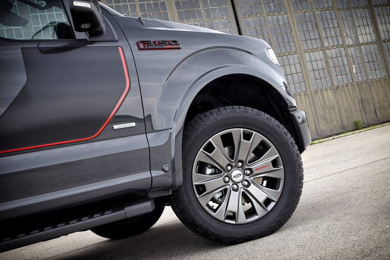 2016 Ford F-150 Gets New Appearance Packages Emblems and Logo Exterior - image 635065