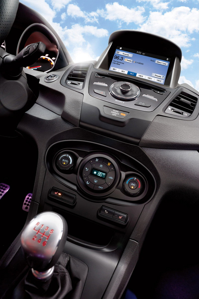 Sync 3 Will Debut in the 2016 Ford Fiesta and Escape