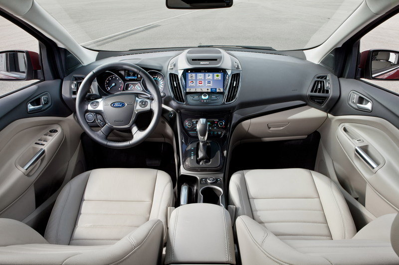 Sync 3 Will Debut in the 2016 Ford Fiesta and Escape Interior - image 632340