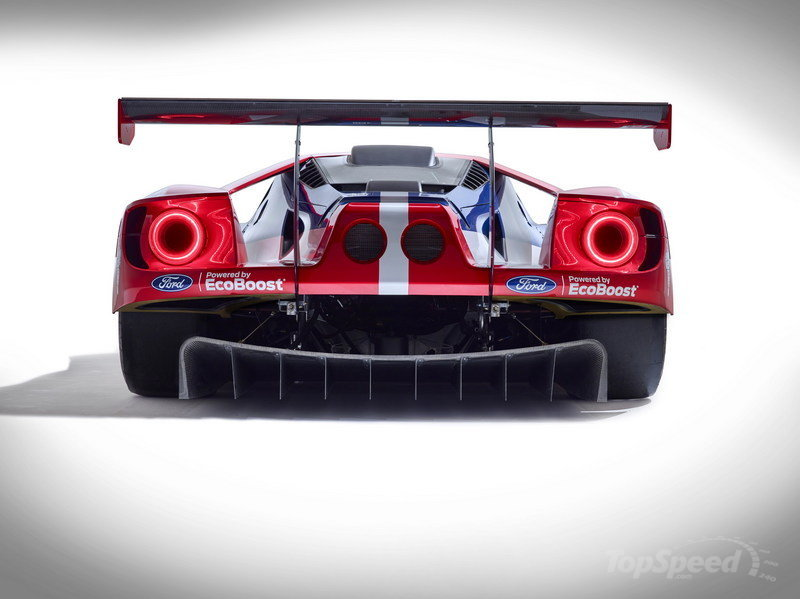 2016 Ford GT Le Mans High Resolution Exterior - image 633807