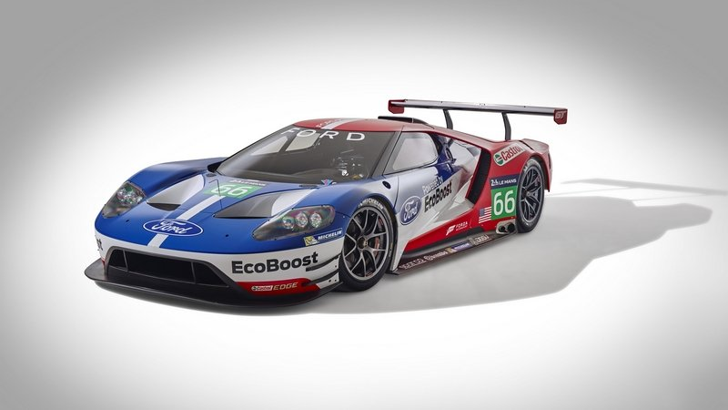 2016 Ford GT Le Mans High Resolution Exterior - image 633814