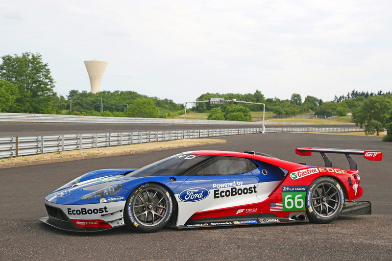 2016 Ford GT Le Mans High Resolution Exterior - image 633796