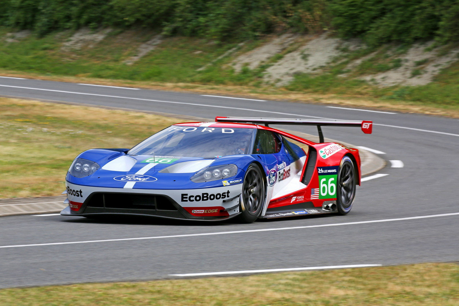 2016 ford gt le mans picture 633800 car review top speed. Black Bedroom Furniture Sets. Home Design Ideas