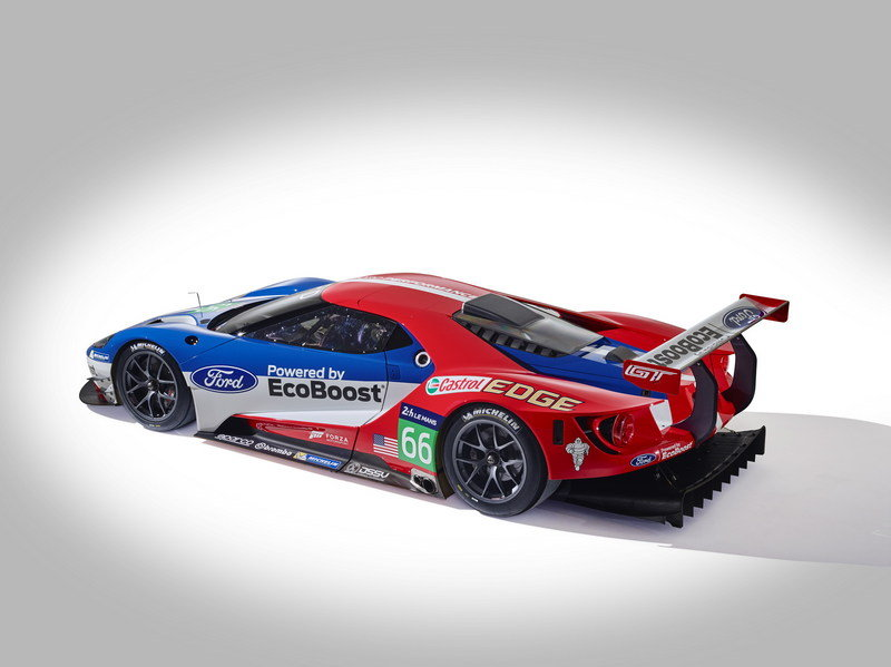 2016 Ford GT Le Mans High Resolution Exterior Wallpaper quality - image 633803
