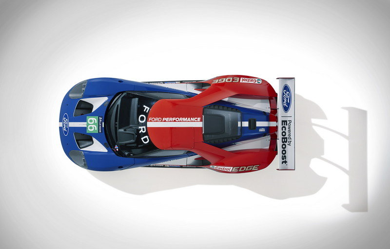 2016 Ford GT Le Mans High Resolution Exterior - image 633795
