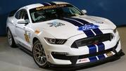 Ford Shelby GT350R-C Mustang Race Car