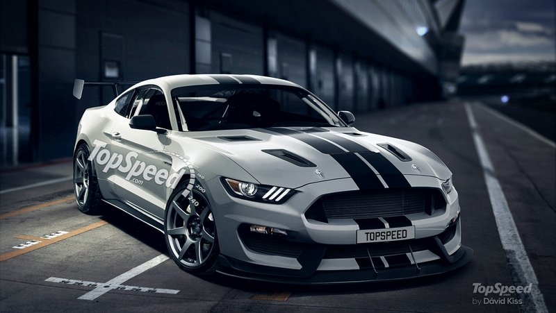 2016 ford shelby gt350r c mustang race car review top speed. Black Bedroom Furniture Sets. Home Design Ideas