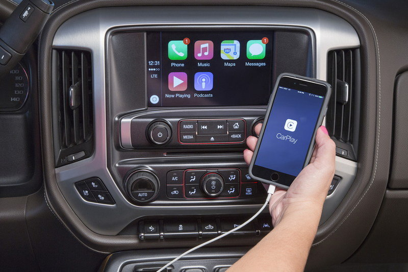 2016 GMC Models Will Add Apple CarPlay
