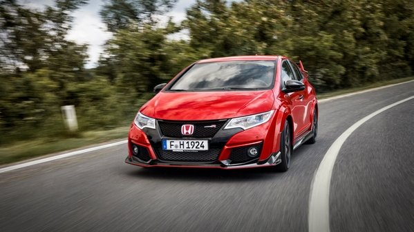 2016 Honda Civic Type R Review  Top Speed