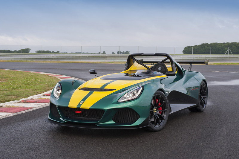 2016 Lotus 3-Eleven Exterior Wallpaper quality - image 635143