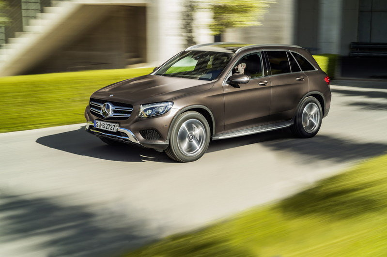 2016 Mercedes-Benz GLC-Class High Resolution Exterior - image 634311