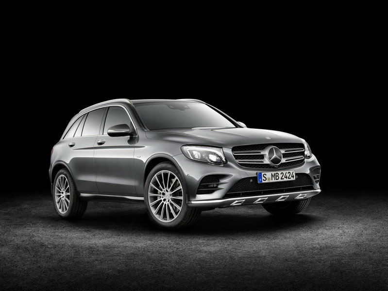 2016 Mercedes-Benz GLC-Class High Resolution Exterior - image 634297