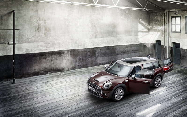 2016 Mini Clubman High Resolution Exterior Wallpaper quality - image 634910