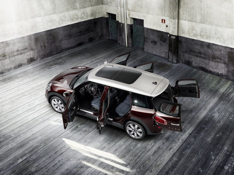 2016 Mini Clubman High Resolution Exterior - image 634912