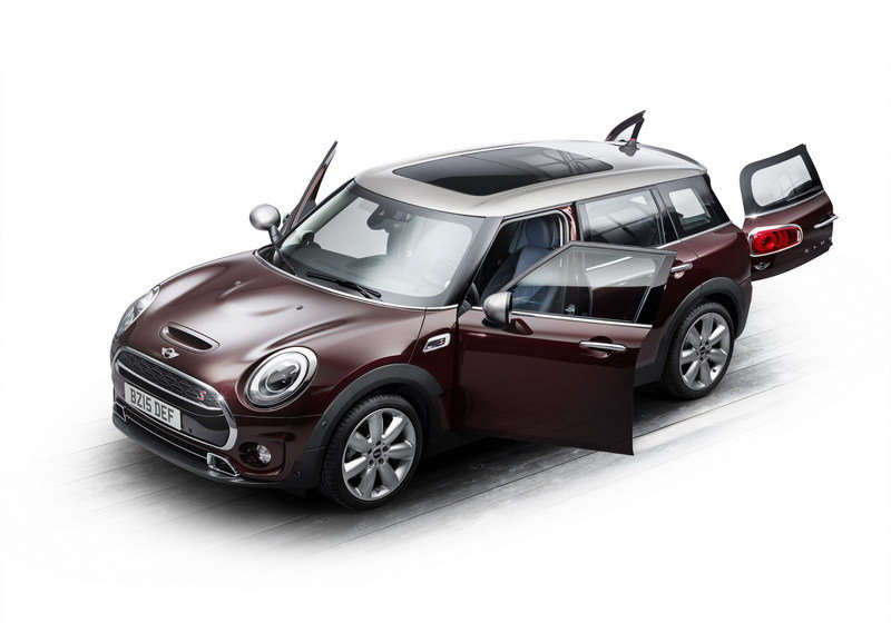 2016 Mini Clubman High Resolution Exterior - image 634933