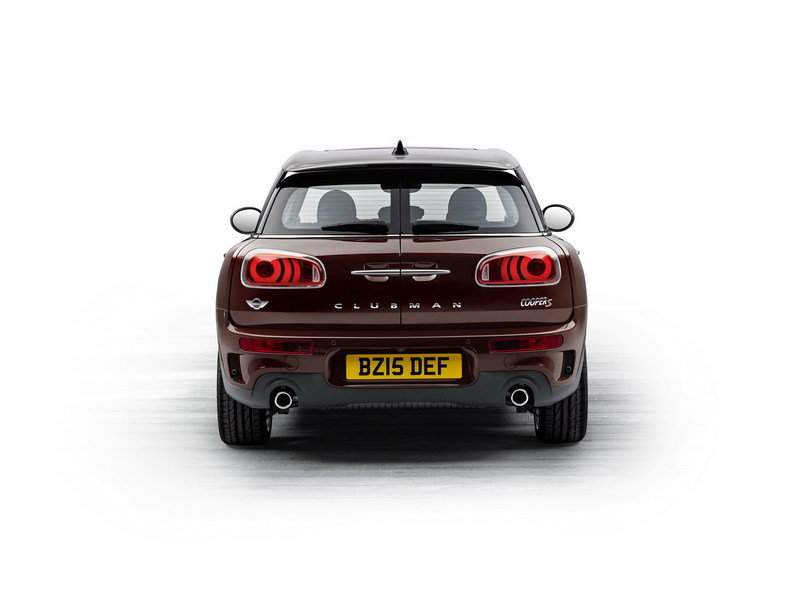 2016 Mini Clubman High Resolution Exterior - image 634940