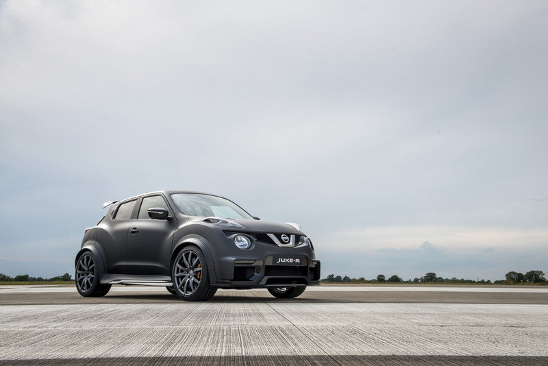 2016 Nissan Juke-R 2.0 Concept High Resolution Exterior - image 635004