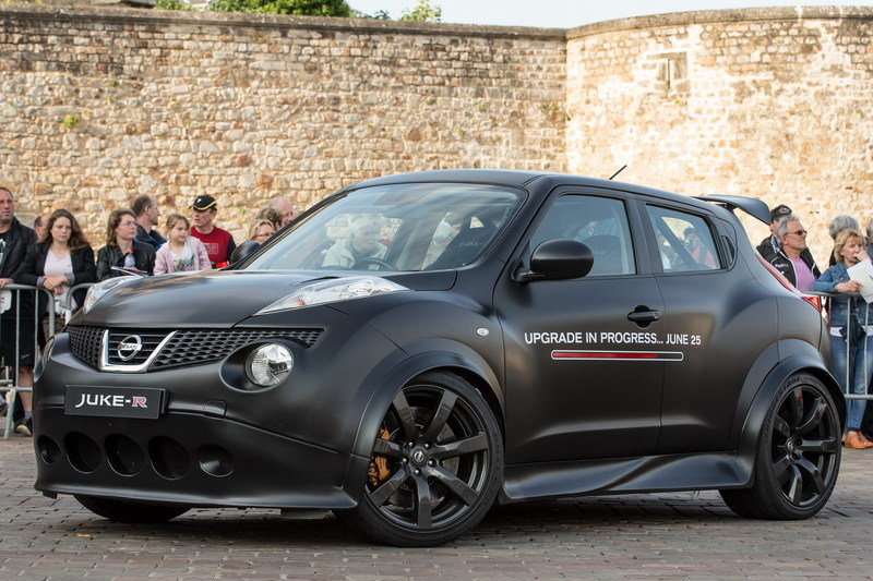2016 Nissan Juke-R 2.0 Concept High Resolution Exterior - image 634944