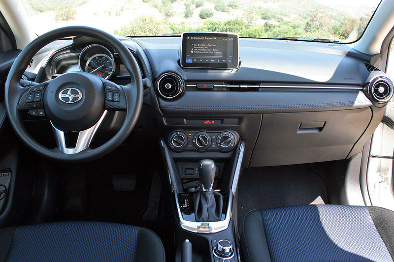 2016 Scion iA: First Drive Interior Test drive - image 635271