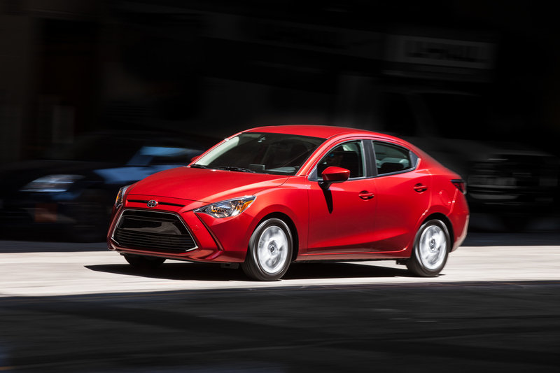 2016 Scion iA: First Drive High Resolution Exterior Test drive - image 635300