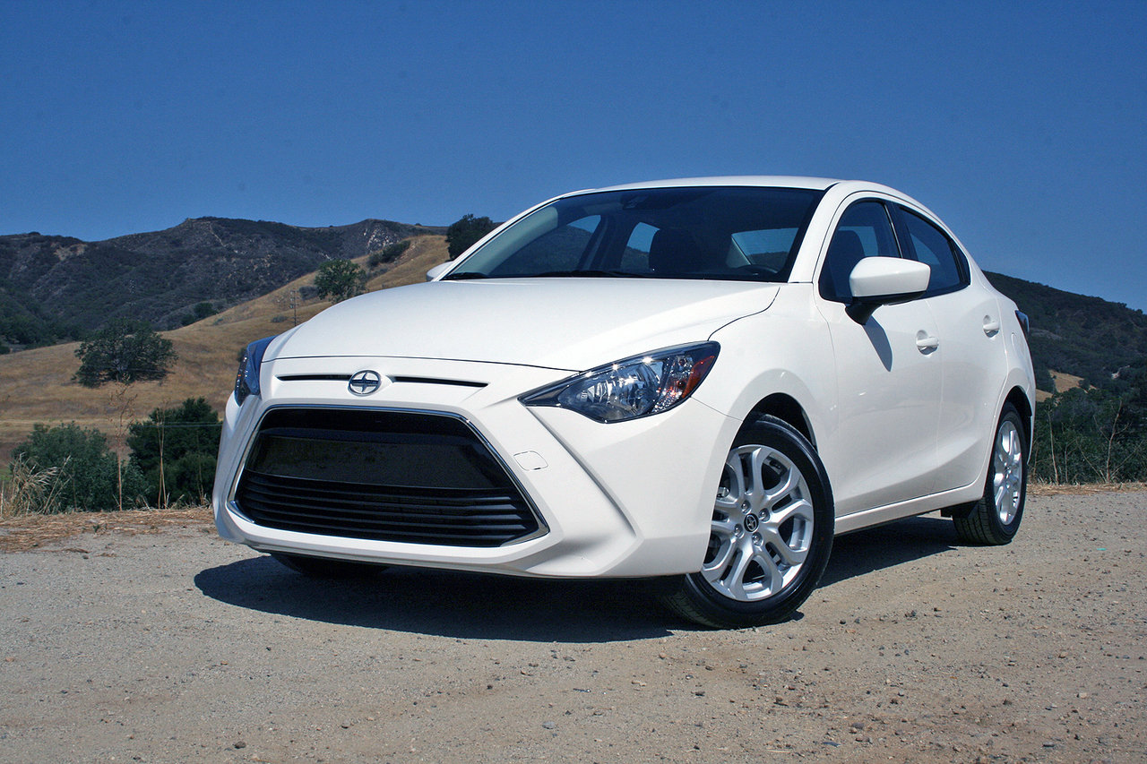 2016 scion ia first drive picture 635262 car review top speed. Black Bedroom Furniture Sets. Home Design Ideas