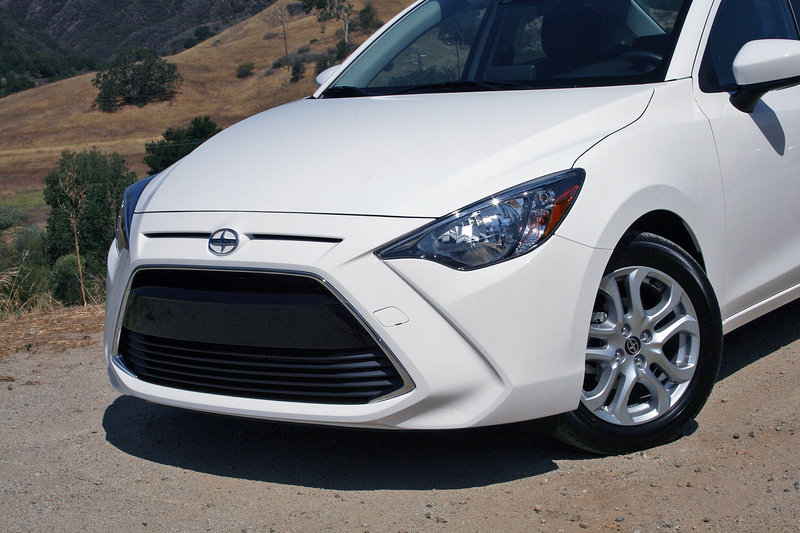2016 Scion iA: First Drive Exterior Test drive - image 635263