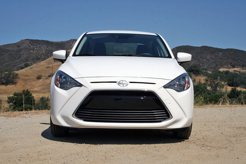 2016 Scion iA: First Drive Exterior Test drive - image 635264