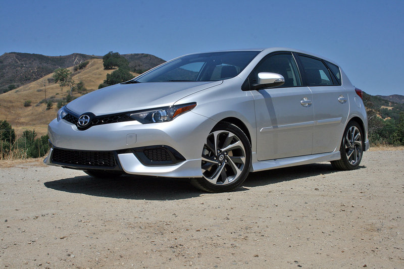 2016 Scion iM: First Drive Exterior Test drive - image 635157