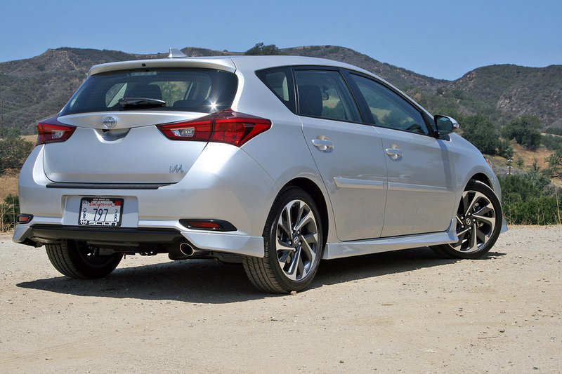 2016 Scion iM: First Drive Exterior Test drive - image 635160