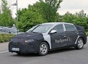Hyundai Prius Fighter Caught Testing In Germany: Spy Shots - image 632236