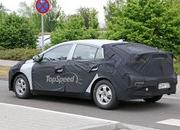 Hyundai Prius Fighter Caught Testing In Germany: Spy Shots - image 632228