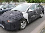Hyundai Prius Fighter Caught Testing In Germany: Spy Shots - image 632231