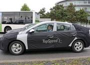 Hyundai Prius Fighter Caught Testing In Germany: Spy Shots - image 632232
