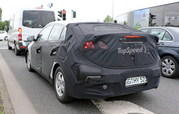 Hyundai Prius Fighter Caught Testing In Germany: Spy Shots - image 632233