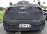 Hyundai Prius Fighter Caught Testing In Germany: Spy Shots - image 632234