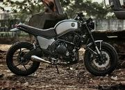 Studio Motor Gives Us The Kawasaki Versys 650 Scrambler - image 634245