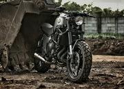Studio Motor Gives Us The Kawasaki Versys 650 Scrambler - image 634241