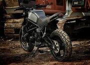 Studio Motor Gives Us The Kawasaki Versys 650 Scrambler - image 634239