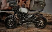 Studio Motor Gives Us The Kawasaki Versys 650 Scrambler - image 634237