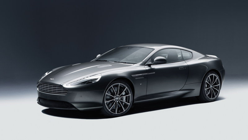Aston Martin Ends Production Of The DB9