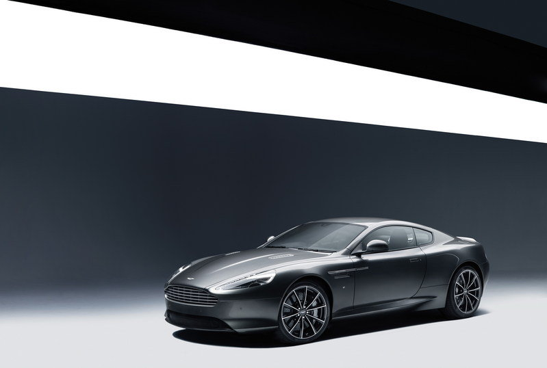 2016 Aston Martin DB9 GT High Resolution Exterior Wallpaper quality - image 634824