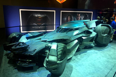 Batman's New Ride Officially Unveiled — Is it a HYBRID?? Exterior - image 633316