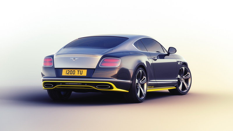 2016 Bentley Continental GT Speed Breitling Jet Team Series Limited Edition High Resolution Exterior Wallpaper quality - image 635639